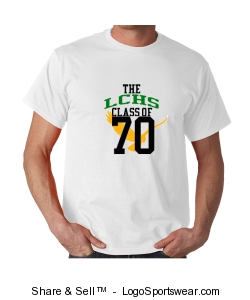 Official LCHS Class of 70 T-shirt Design Zoom